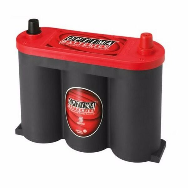 OPTIMA BATTERIES REDTOP 6V STARTING BATTERY 6 VOLT 8010-044
