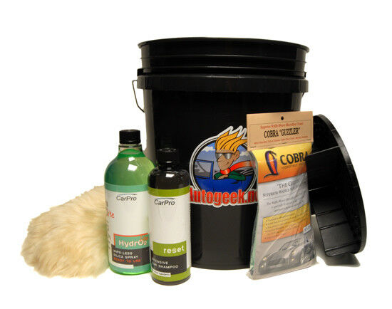 CarPro Weekender Car Cleaning Kit CP-100-KIT