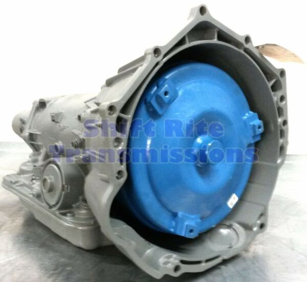 4L60E TRANSMISSION REMANUFACTURED (M30) WARRANTY UPDATED REBUILT CHEVY