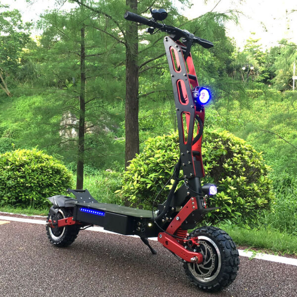 Adult Electric Scooter with 3200W  60V motor electrical scooter off road