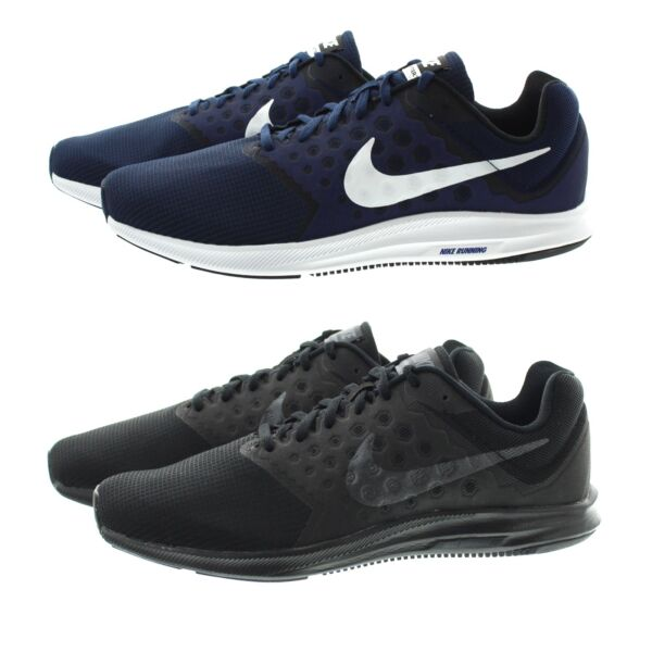 Nike 852460 Mens Downshifter 7 Lightweight Mesh Running Shoes Sneakers