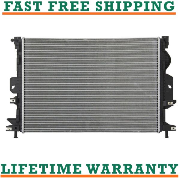 Radiator For Ford Fits C-Max 13331