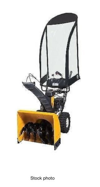 Classic Accessories Universal SL Snow Thrower Cab