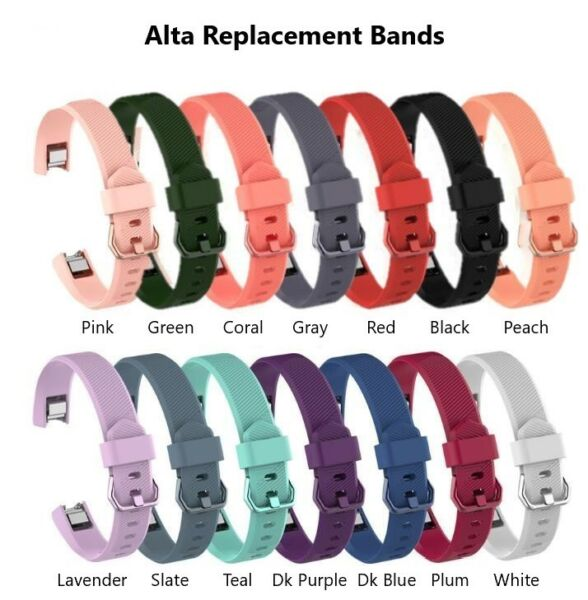 Replacement Band for Fitbit Alta & Alta HR Fitness Watch (SAME DAY SHIPPING)