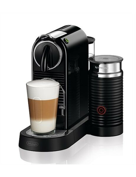 Nespresso EN267.BAE CitiZ & Milk Espresso Machine by Delonghi Black