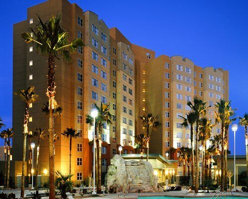2 BEDROOM LOCKOFF, GRANDVIEW AT LAS VEGAS, 122,000 RCI POINTS, ANNUAL, TIMESHARE