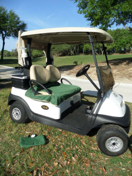 Golf Cart Seat Blanket - Green with reverse to tan fleece with carry case