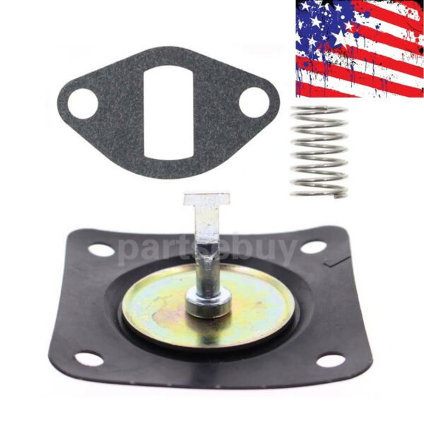 230675 Fuel Pump Rebuild Kit w Spring For Kohler Onan Tractor Generator 230675