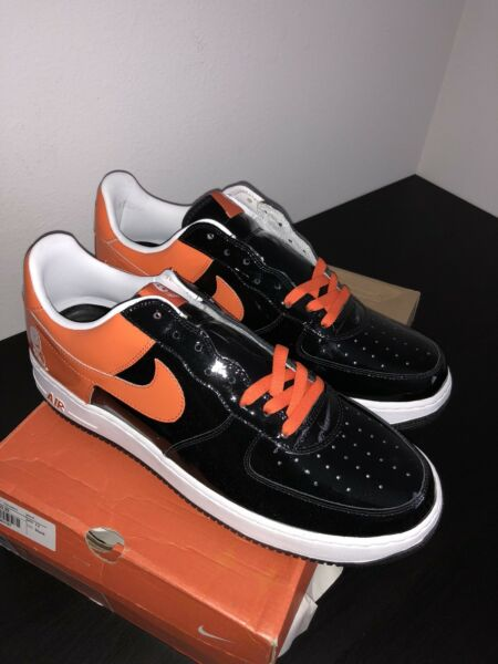 Rare Deadstock 2005 Nike Air Force One (Halloween) Men's Size 13