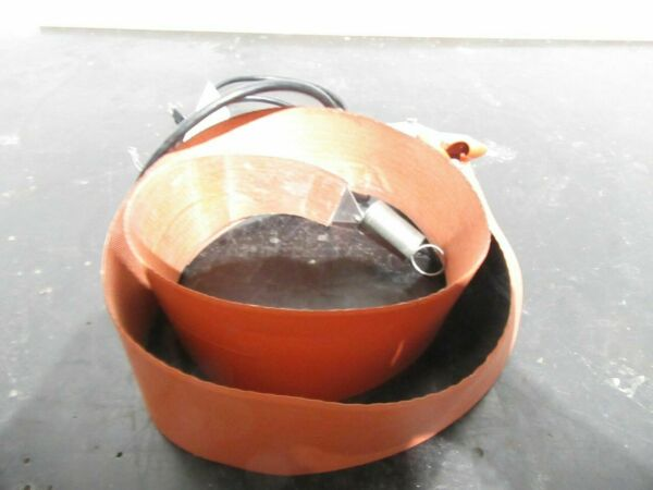 DHW-55-115-TS Heating belt for tank of55 GallonV115 AMP10A (Used Tested)