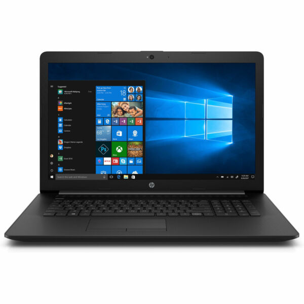 HP Notebook 17 Zoll HD+ Quad Core 4x 2,7GHz 4GB 1TB Windows 10 DVD RW