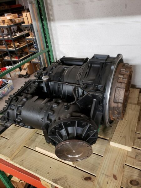 ZF Factory Rebuilt Transmission Ecomat Angle-Drive PN 4139-056-712 4HP590