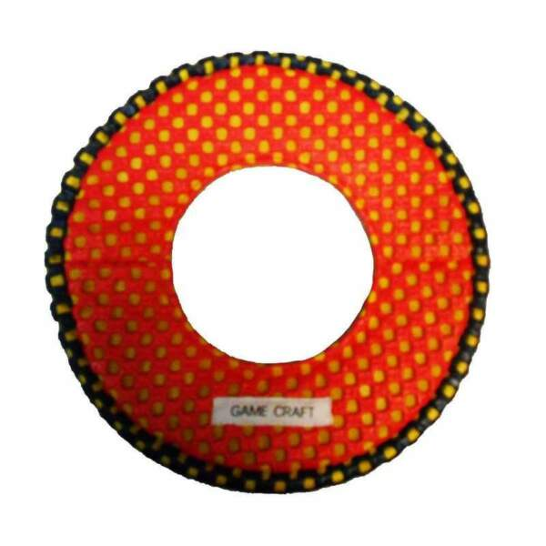 Game Craft Soft Toss Flying Ring Frisbee Lot of 5