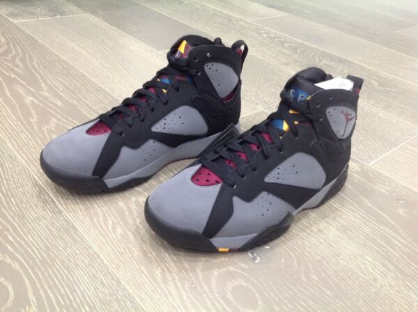 Air Jordan Retro 7 Bordeaux 2011 Size 7.5 DS Factory Laced