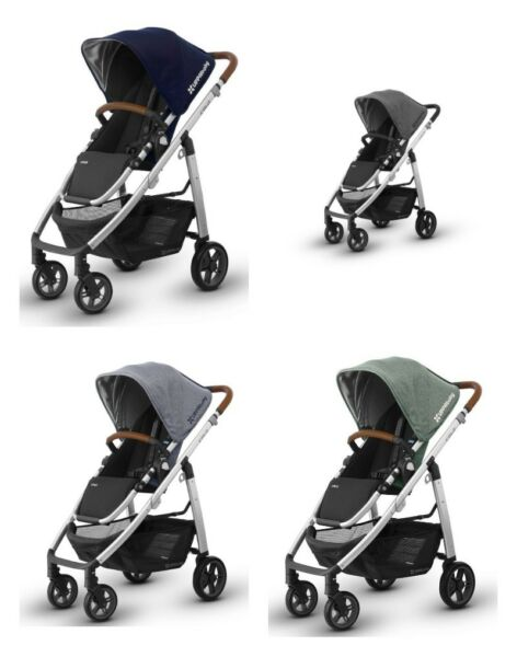 UPPAbaby CRUZ 2018 - All Weather  Extendable UPF 50+ Sunshade Adjustable