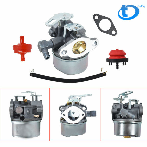 CARBURETOR Carb For TECUMSEH 5HP MTD 640084B 640084A HS50 HSSK50 Snowblower