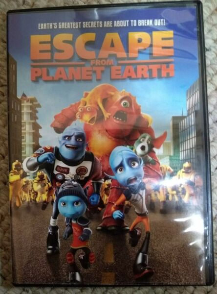 Escape From Planet Earth (DVD 2013) $3.99