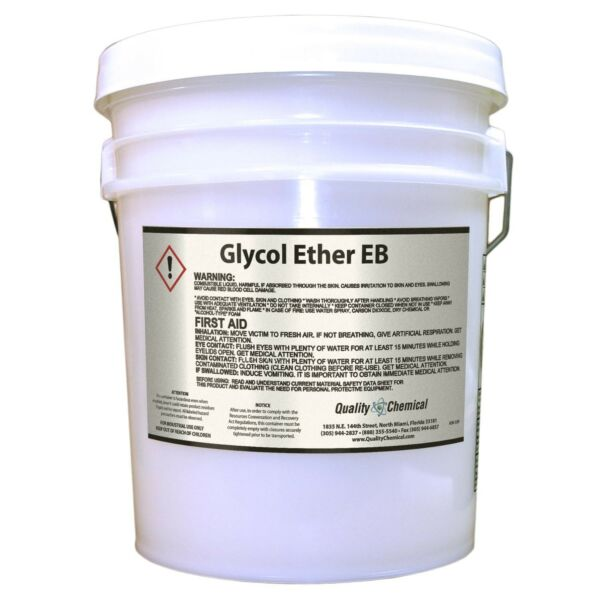 Glycol Ether EB - Butyl Cellosolve - 5 gallon pail