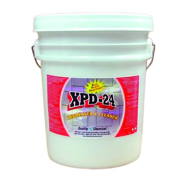 XPD-24 Heavy-Duty Cleaner & Degreaser - 5 gallon pail