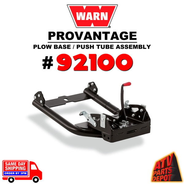 WARN 92100 ProVantage Front Mount Plow Base Push Tube ***SAME DAY SHIPPING***