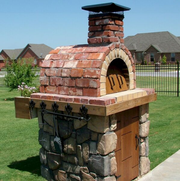 Pizza Ovens are Expensive Build your Outdoor Wood Fired Pizza Oven and Save $189.99
