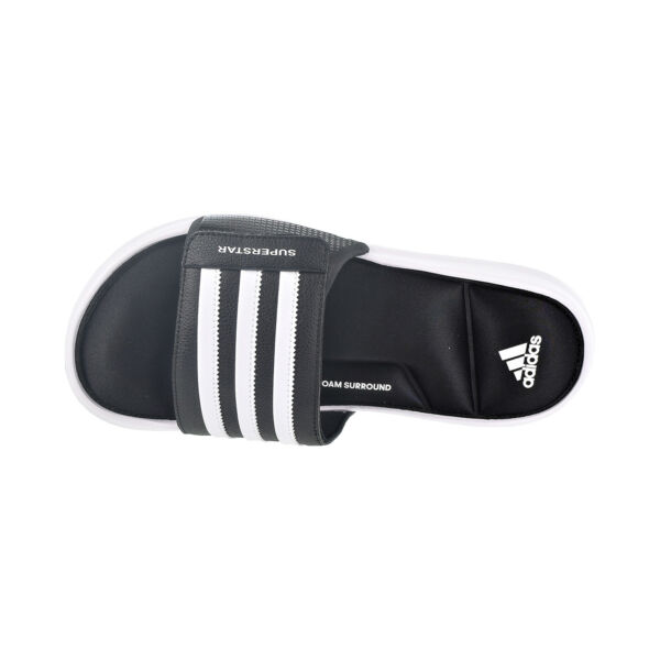 Adidas Superstar slides Men's Sandals Core Black/Footwear White AC8325
