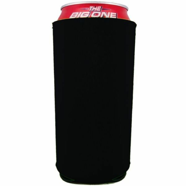 Blank Neoprene Collapsible 24 25 oz. Can Coolie