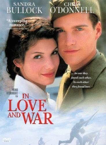In Love and War DVD VERY GOOD $3.60