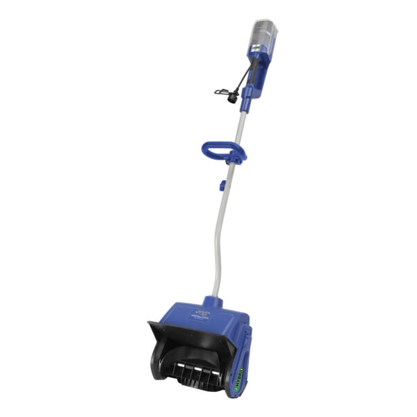 Snow Joe Hybrid Snow Shovel  13-Inch  40 Volt  Battery Included  Brushless