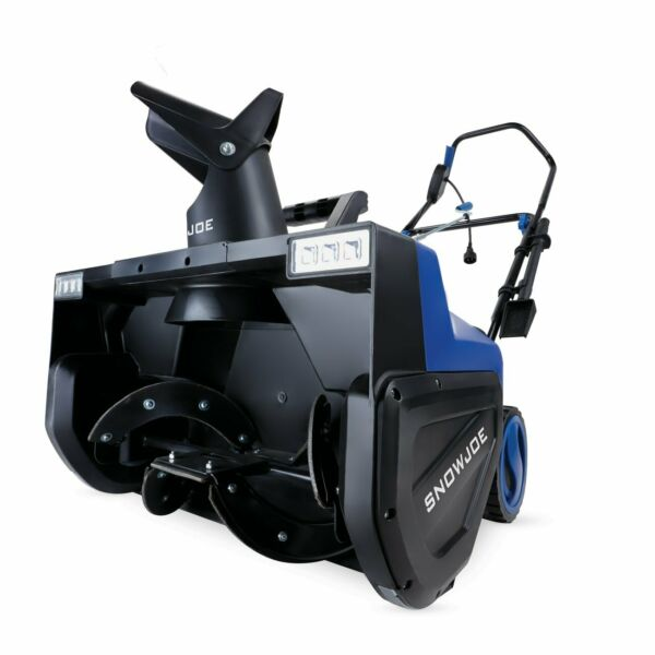 Snow Joe Electric Snow Thrower  22-Inch  15-Amp  Dual LED Lights