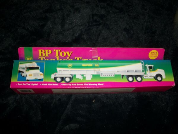 1994 BP TOY CARRIER TRUCK TRAILER LIMITED EDITION SERIES RARE Collectible $14.99