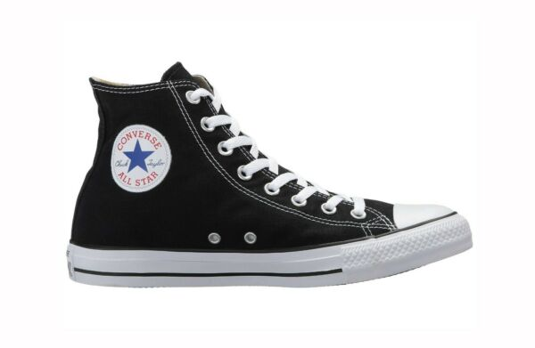 Converse Chuck Taylor All Star High Top Canvas Men Shoes M9160 Black White