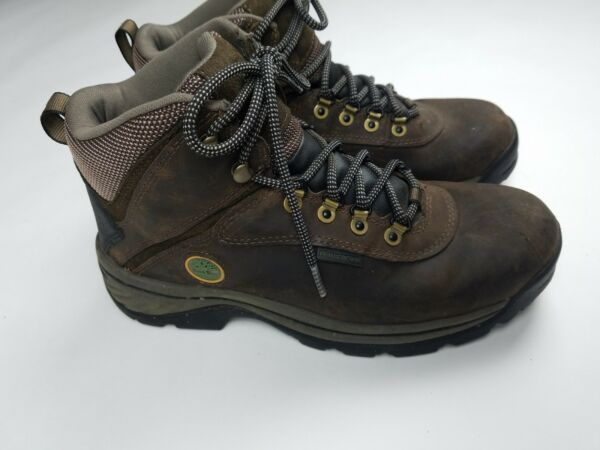 Mens Timberland WHITE LEDGE 12135 Gaucho Hiking Boot Shoes Size 8.5 $89.99