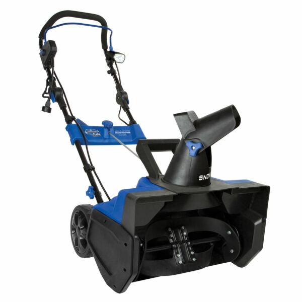 Snow Joe Electric Snow Thrower 21 Inch 15 Amp 90 Day Warranty Certified