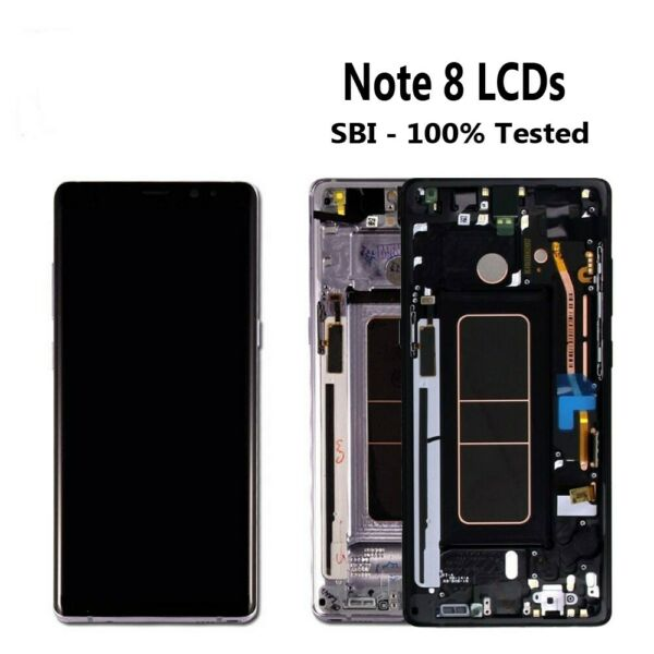 LCD Display Screen Touch Digitizer +Frame For Samsung Galaxy note 8 SM-N950 USA