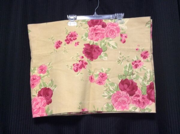 Valance Laura Ashley Lifestyles MIRANDA cabbage Roses 84