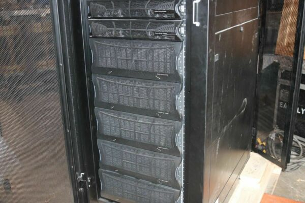 DataDirect S2A9900 with 1.2BP Storage Installed  ( IBM Model DCS9900)