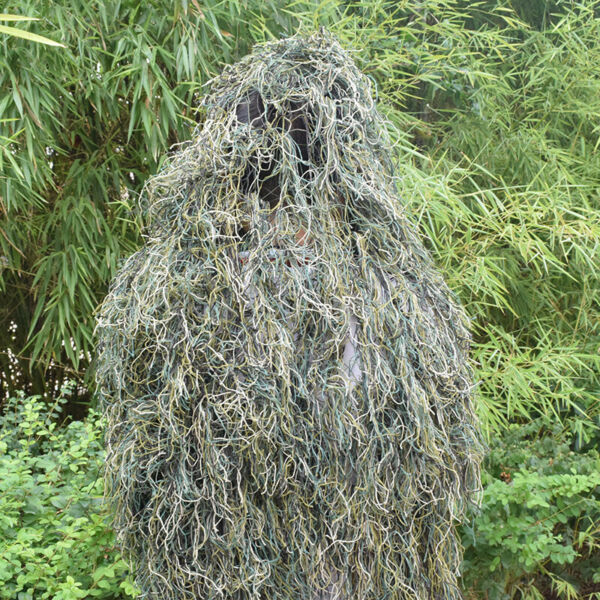 Hunting Eye Lining Jungle Camouflage Net Sniper Clothing Reconnaissance Woodland