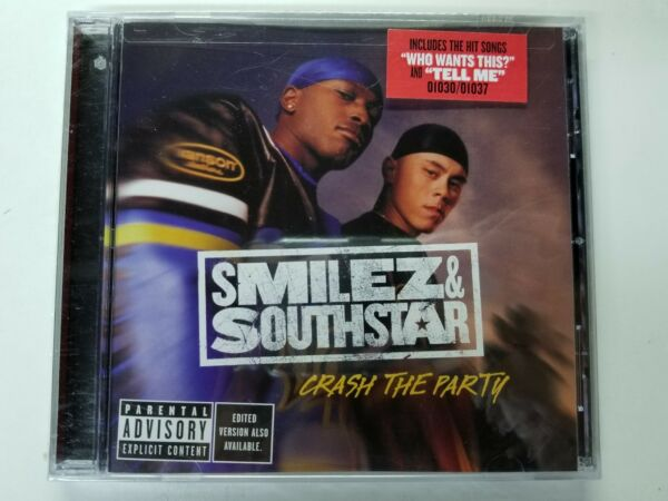 Crash the Party [PA] by Smilez & Southstar (CD Jul-2002 Artist Direct Records)
