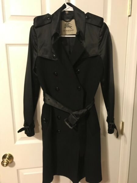 100% Authentic Burberry Coat. Great Condition. Size 6 $349.00