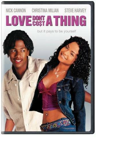 Love Don#x27;t Cost a Thing Widescreen Edition DVD VERY GOOD $3.99