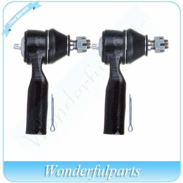 Fit For 2001-2005 FORD ESCAPE Steering Part Set of 2Pcs Front Outer Tie Rod End