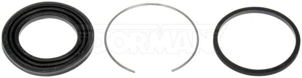 Disc Brake Caliper Repair Kit Front Dorman D670195