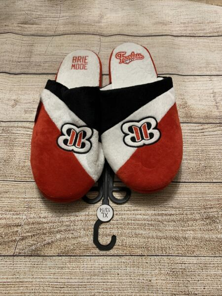 WWE Authentic Bella Twins Double Trouble Slide Slippers Mens XL 13 14 Nikki Brie