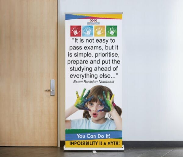 banners  Premium Retractable Roller Banners
