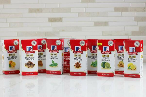 1oz McCormick Extract flavoring spice PICK YOUR FLAVOR
