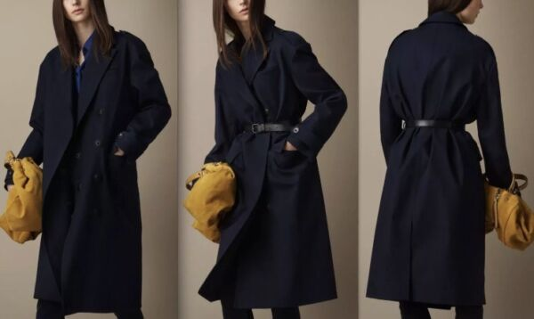 100% Authentic Burberry Coat. New Without. Size 6. $275.00