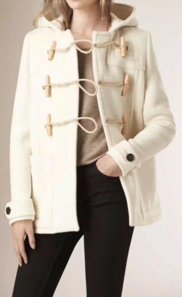 100% Authentic Burberry Coat. New Without Tag. Size 10 $375.00