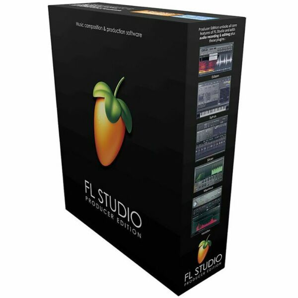 Image Line FL Studio 20 Producer Music Production Software for MacPC (Download)