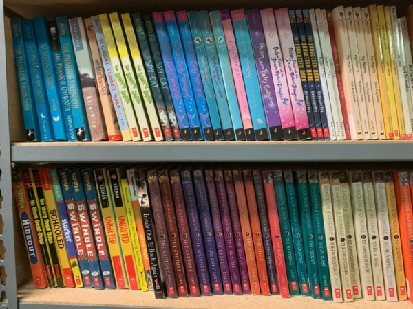 YOU CHOOSE CHAPTER BOOKS (H-L) KID'S CHILDREN'S NEWBERY GUIDED READ $2 Ships ALL